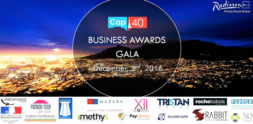 Cap40 Business Award Gala